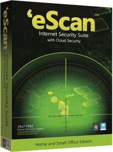 E SCAN INTERNET SECURITY Rs 700