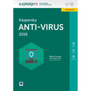 KASPERKY ANTI VIRUS Rs 400