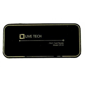 live Tech all in one card reader
